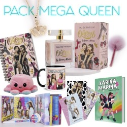 Pack Mega Queen - Perfume...