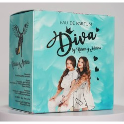 "Perfume ""DIVA"" + Postal dedicada de REGALO - 100ml By Karina & Marina"